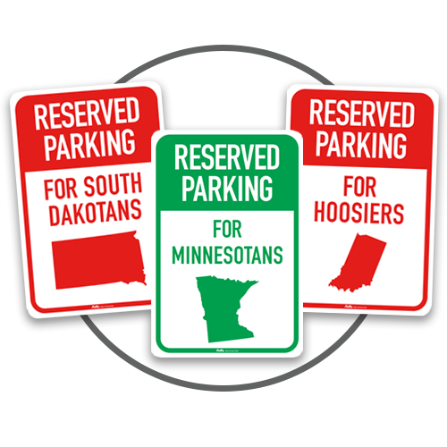 Reserved Parking State