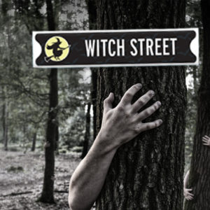 Witch Street Sign