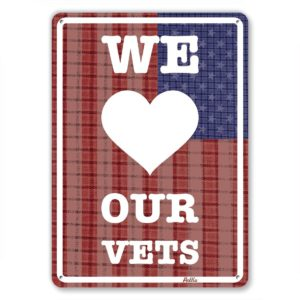 We Love Our Vets