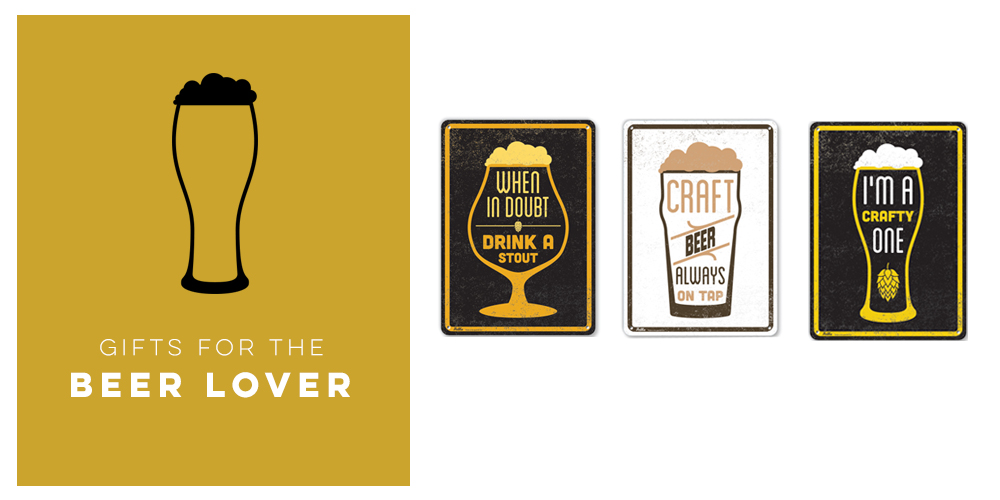Beer lover gift guide