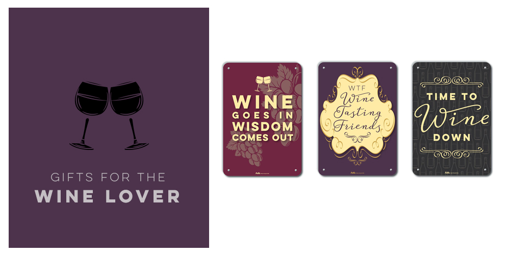 Wine lover gift ideas
