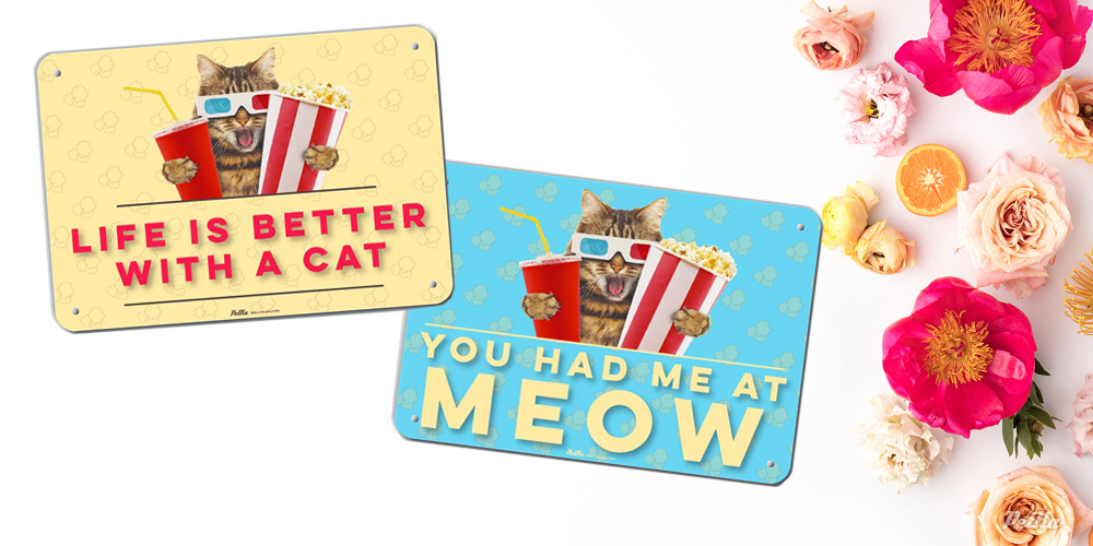 Mother's Day Cat Signs!